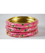 Set Of 2  Fashion Cloisonne Cuff Bracelets - $22.50