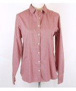 LANDS' END Size 14 NEW Non-Iron Supima Cotton Shirt Blouse - $24.99