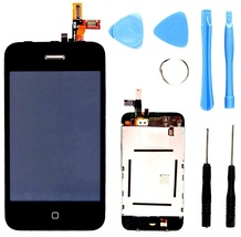 LCD Glass touch Screen digitizer full assembly replacement for iphone 3G... - $54.99