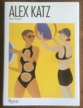 Alex Katz Sam Hunter 1st Printing 1992 Rizzoli HCDJ - $23.66