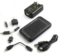 Solar External Back Battery Charger for Samsung Galaxy S2 S3 S4 i9500 No... - $24.98
