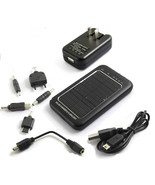 Solar External Back Battery Charger for Samsung Galaxy S2 S3 S4 i9500 No... - $30.21