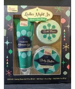 Luxe by Mr. Bubble Bath Gift Set Ladies Night In Sweet & Clean Scent 3 p... - $10.88