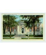 UTICA LIBRARY, UTICA, NY - pm 1924 - $4.99