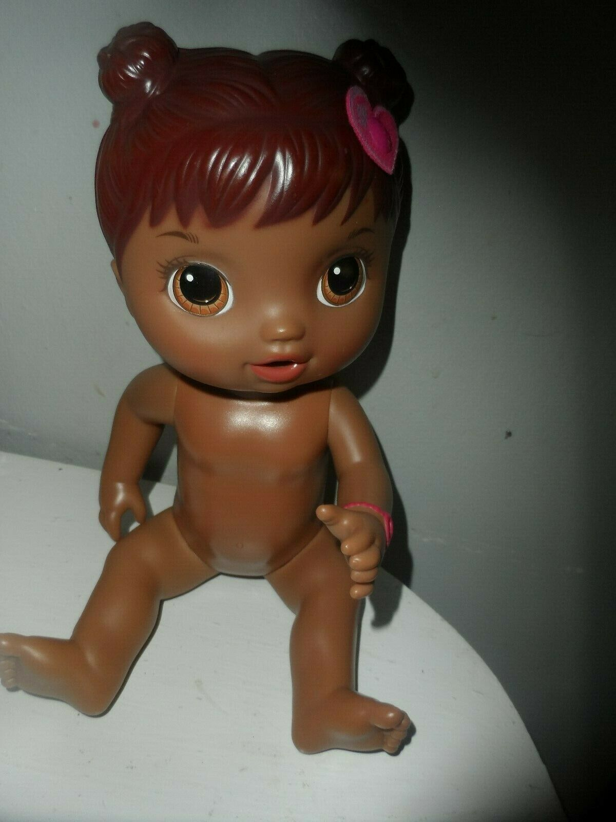 Baby Alive Hasbro 2015 AA Doll Drink and Wet  image 3