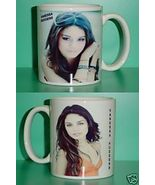 Vanessa Hudgens 2 Photo Designer Collectible Mug - $14.95