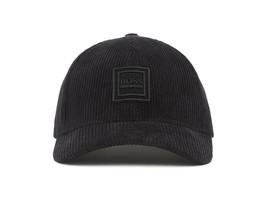 Hugo Boss Men's Cotton Corduroy Baseball Cap Hat With Silicone Logo image 2