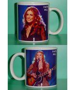 Faith Hill 2 Photo Designer Collectible Mug - $14.95