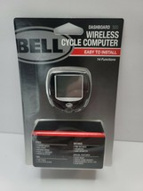 Wireless Cycle Computer Dashboard 300 by Bell Bicycle Easy Install 14 Fu... - $12.95