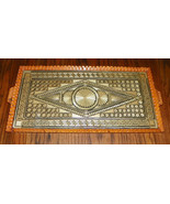 Finely Inlaid Serving Tray - $139.00
