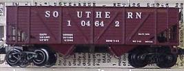 Micro Trains Kadee 57040 Southern 33' Hopper 104642 - $25.75