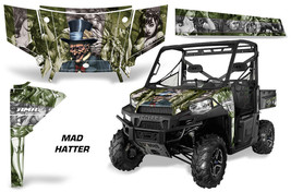 UTV Graphics Kit SxS Decal Wrap For Polaris Ranger 570 900 2013-2015 HAT... - $395.95
