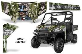 UTV Graphics Kit SxS Decal Wrap For Polaris Ranger 570 900 2013-2015 HATTER S G - $395.95