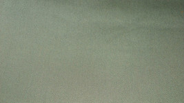 Green Canvas Upholstery Fabric  Remnant F816 - $39.95