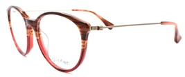 Calvin Klein CK5928 203 Women's Eyeglasses Frames 50-17-135 Striped Brow... - $54.25