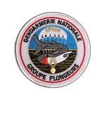 France Police Gendarmerie Nationale EPIGN Groupe Plongeurs French Nation... - $9.99