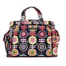 Ju-Ju-Be Classic Collection Be Prepared Diaper Bag, Dancing Dahlias - $129.24