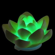 "Pool Central 4"" White Flower LED Color Changing Patio or Swimming Pool L... - €12,60 EUR"