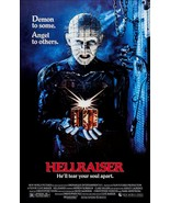HELLRAISER Horror Movie Reproduction Counter Top Stand-Up Display  - $16.99