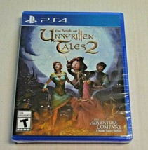 The Book Of Unwritten Tales 2 (Playstation 4, 2015) PS4 BRAND NEW SEALED - $16.03