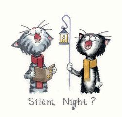 Silent night cat s rule