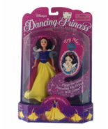 """1996 Snow White 7"""" Doll Disney Princess Collector Musical My Prince Will... - $20.26"""