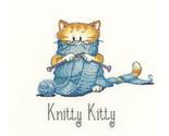 Knitty kitty cat s rule thumb155 crop