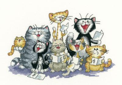 The choir cat s rule