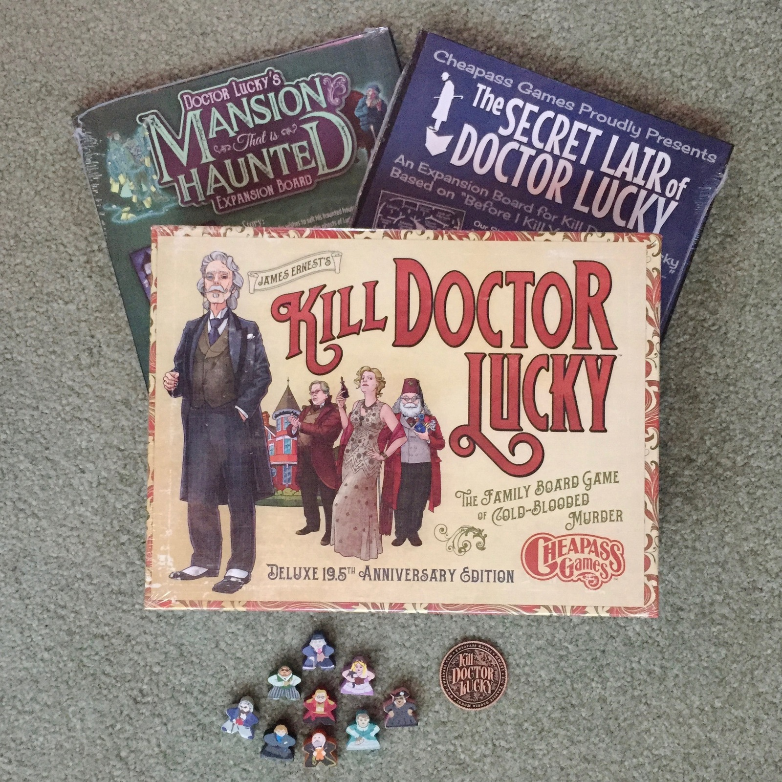 Maximum Kill Doctor Lucky Gift Pack - Limited Time