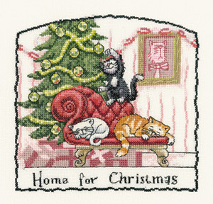 Home for christmas cat s rule