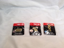 NEW Aminco MLB NY Yankees Set of 3 Collectable Pins