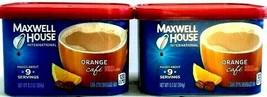 Maxwell House International Orange Cafe Style Beverage Mix 9.3 oz ( Pack... - $15.83