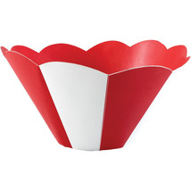Big Top Birthday Large Stripes Paper Bowl, Case of 12 - $62.94