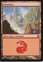 Magic The Gathering Mountain Card #245/249 - $0.99