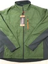 Kirkland Signature Men's Softshell Jacket /XXL/ CYPRESS HEATHER - $16.92