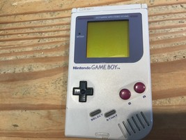 Nintendo Game Boy Original With Original Carrying Case. - $55.00