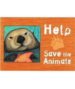 Ontario Postcard Sea Otter WWF LCBO - $2.84
