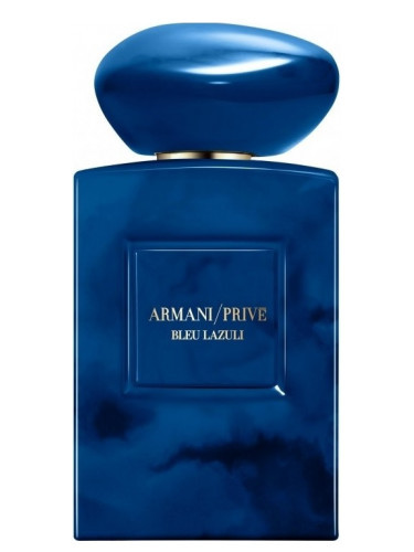 BLEU LAZULI by ARMANI/PRIVE 5ml Travel Spray Perfume CARDAMOM PLUM HONEY