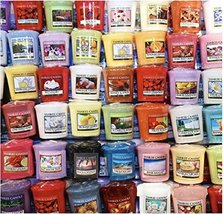 Yankee Candle Votives - Grab Bag of 10 Assorted Yankee Candle Votive Can... - $22.99