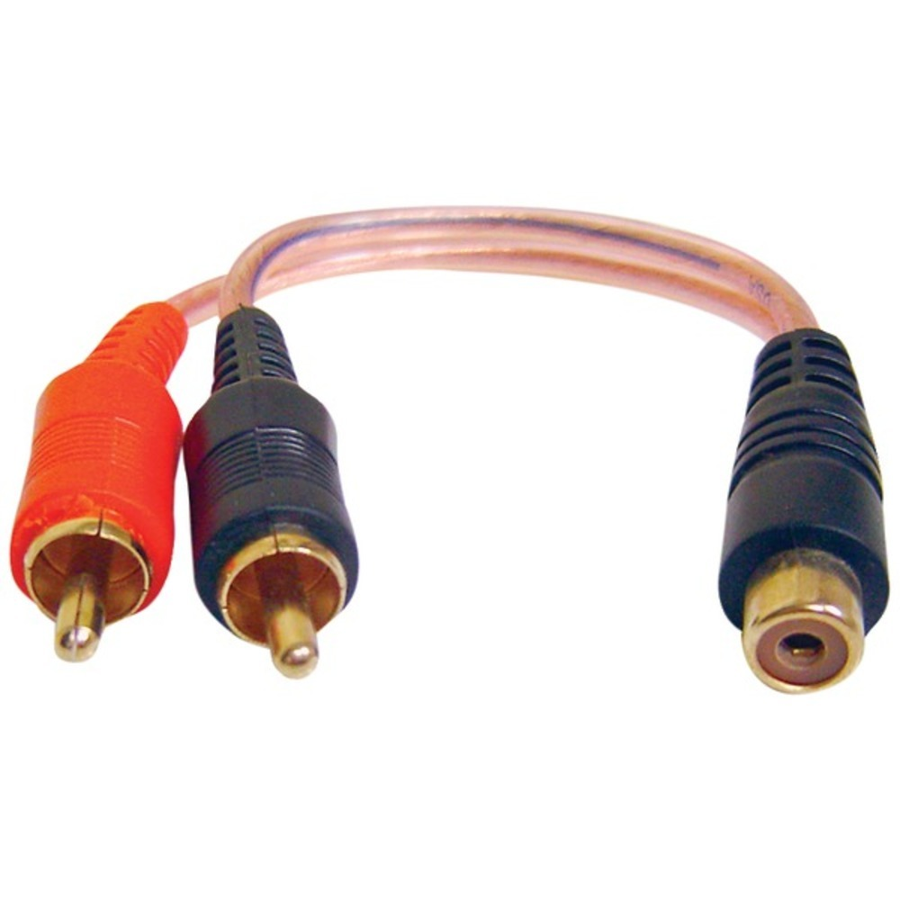 Primary image for DB Link XLY2MZ X-Series RCA Y-Adapter (1 Female-2 Males)