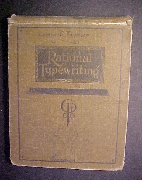 Rational typewriting