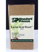 Standard Process LACTID ACID YEAST 100 Wafers 5150 Supplement Best By 12/18 - $25.74