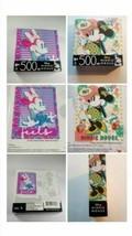 Disney Cardinal Minnie Mouse Jigsaw Puzzles Hi and New High Heels 500 Pi... - $14.85