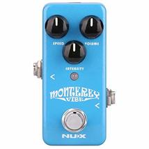 NUX Monterey Vibe Guitar Effects Pedal with an optional Tremolo Effect F... - $68.31