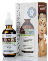 Advanced Clinicals Coconut Visible Repair Oil. - $16.99