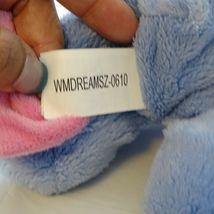 Disney Winnie the Pooh Eeyore Stuffed Plush Toy Blue Pink  image 7