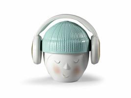 Lladro Lee Headphones Box. White 01009383 - $323.36