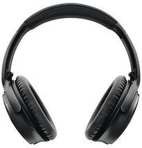 Bose QuietComfort 35 Wireless Headphones Manufacturer Refurbished Black,... - $325.00
