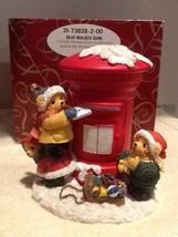 San Francisco Music Box - Bear Mailbox Bank - 31-73828-2-00 - MIB - $10.95
