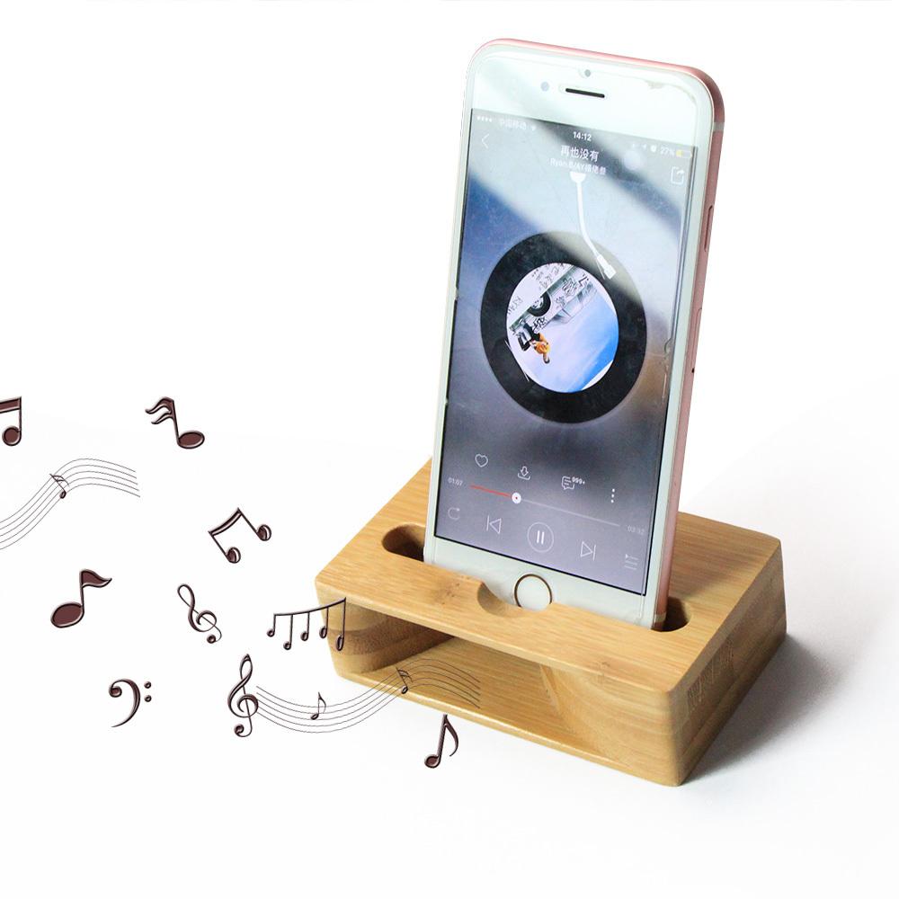 Wooden speaker  1